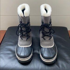 Sorel Caribou Waterproof Snow Boots